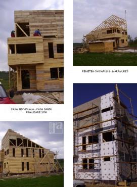 Lucrari, proiecte Casa individuala Sandu  - Poza 4