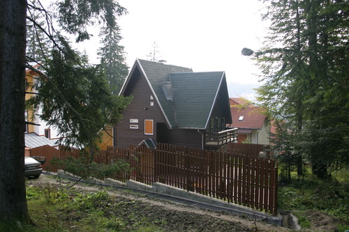 Lucrari de referinta Casa de vacanta - Predeal  - Poza 3