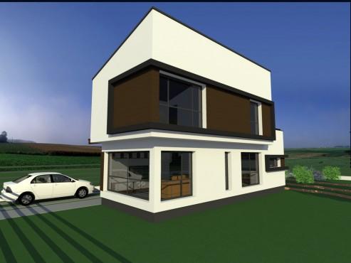 Lucrari, proiecte Casa de vacanta - Baia Mare  - Poza 1