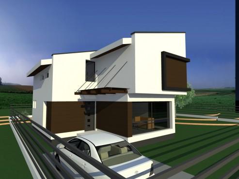 Lucrari, proiecte Casa de vacanta - Baia Mare  - Poza 2