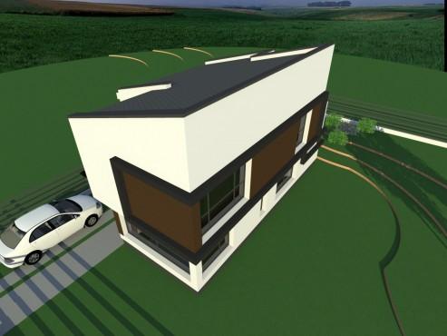 Lucrari, proiecte Casa de vacanta - Baia Mare  - Poza 4