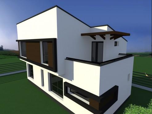 Lucrari, proiecte Casa de vacanta - Baia Mare  - Poza 5