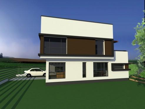 Lucrari, proiecte Casa de vacanta - Baia Mare  - Poza 6