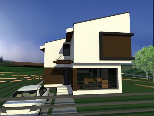 Lucrari, proiecte Casa de vacanta - Baia Mare  - Poza 8