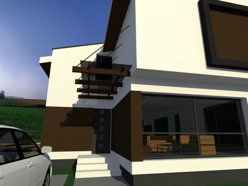 Lucrari, proiecte Casa de vacanta - Baia Mare  - Poza 9