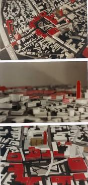 Lucrari, proiecte Revitalizarea centrului istoric Baia Mare  - Poza 3