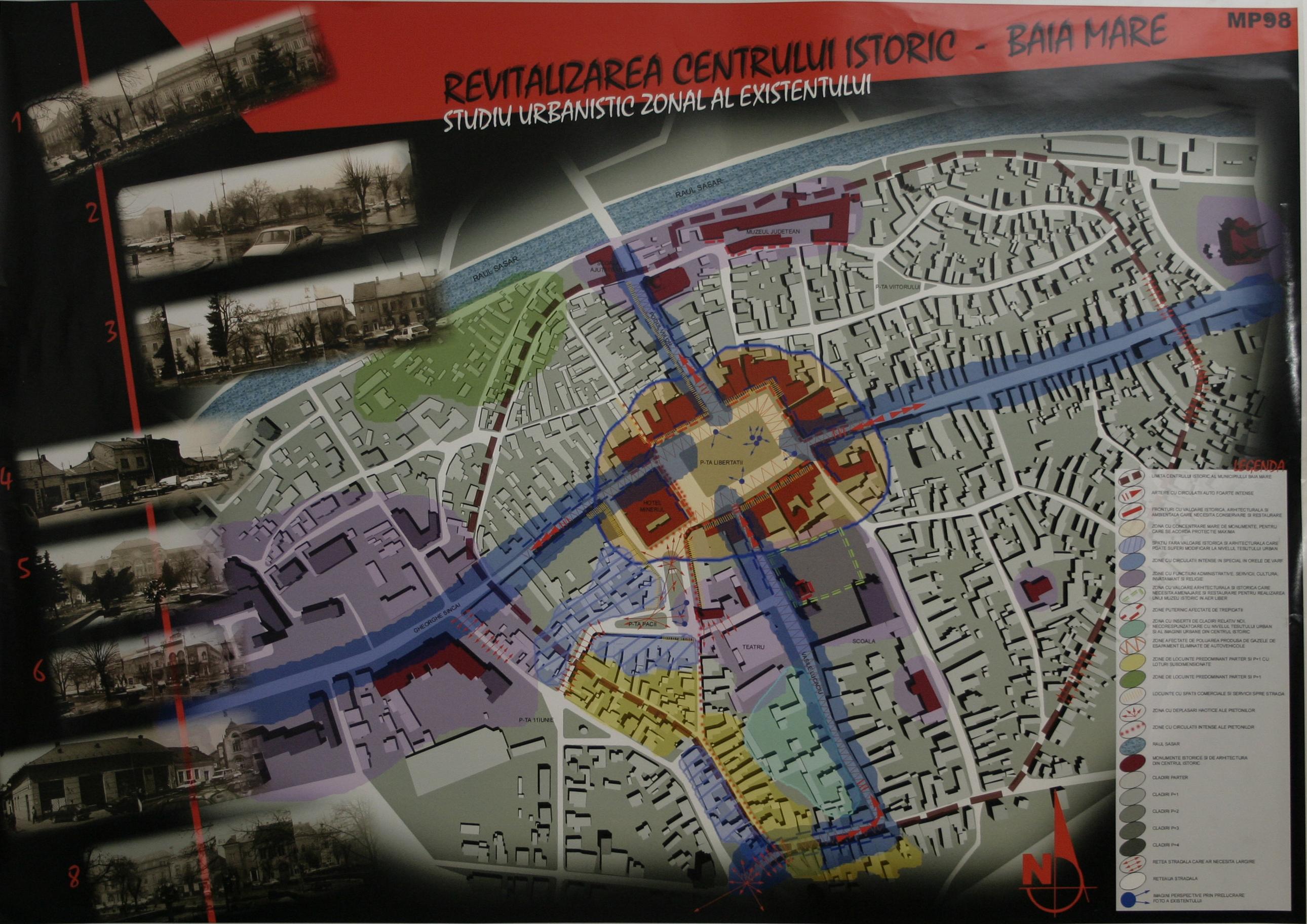 Revitalizarea centrului istoric Baia Mare  - Poza 6