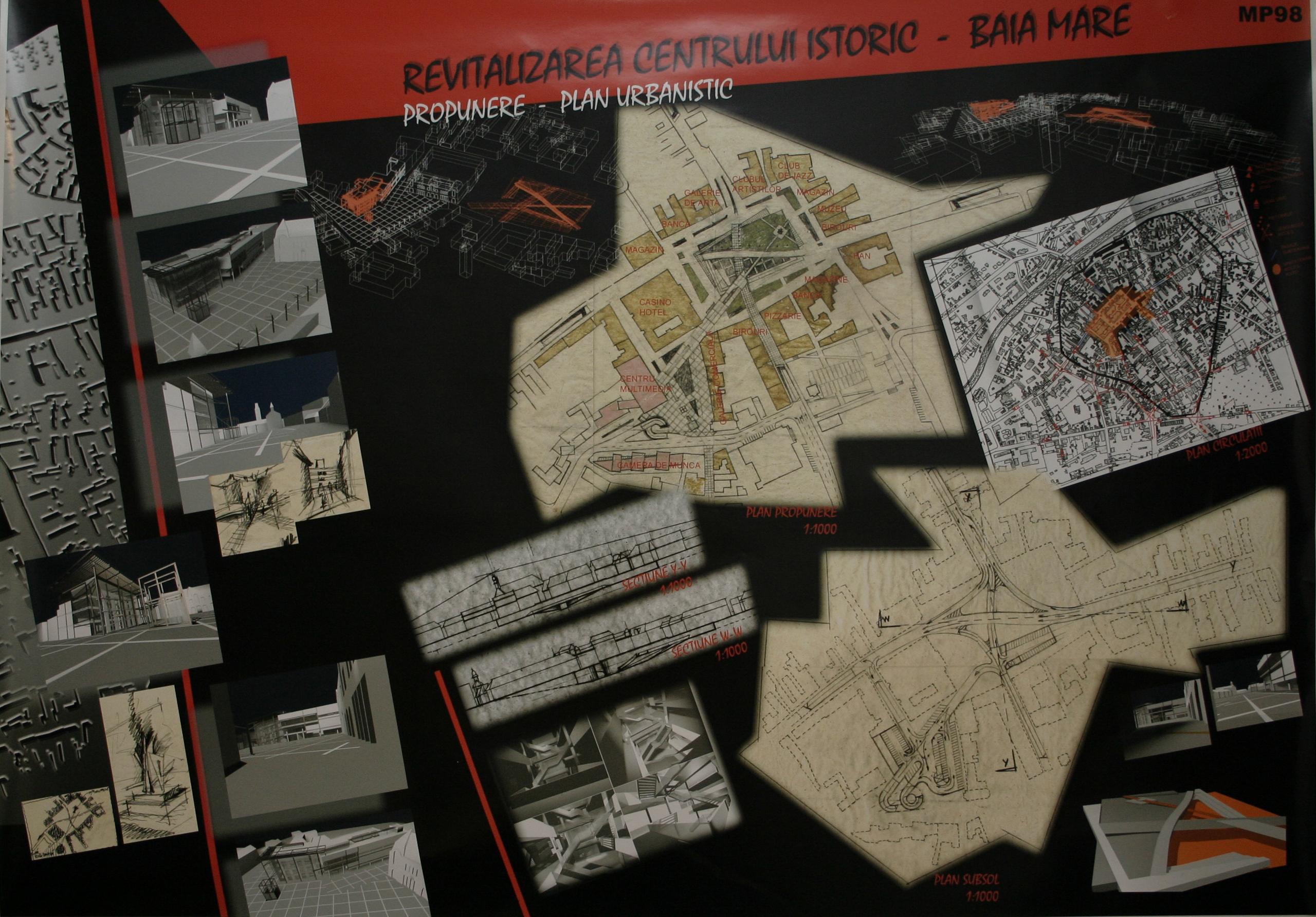 Revitalizarea centrului istoric Baia Mare  - Poza 7
