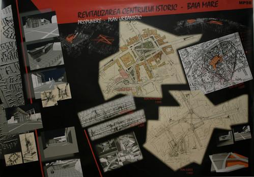 Lucrari, proiecte Revitalizarea centrului istoric Baia Mare  - Poza 7