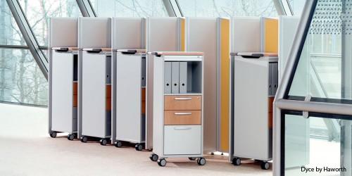 Sisteme de depozitare fixe sau mobile TECHNO OFFICE - Poza 1