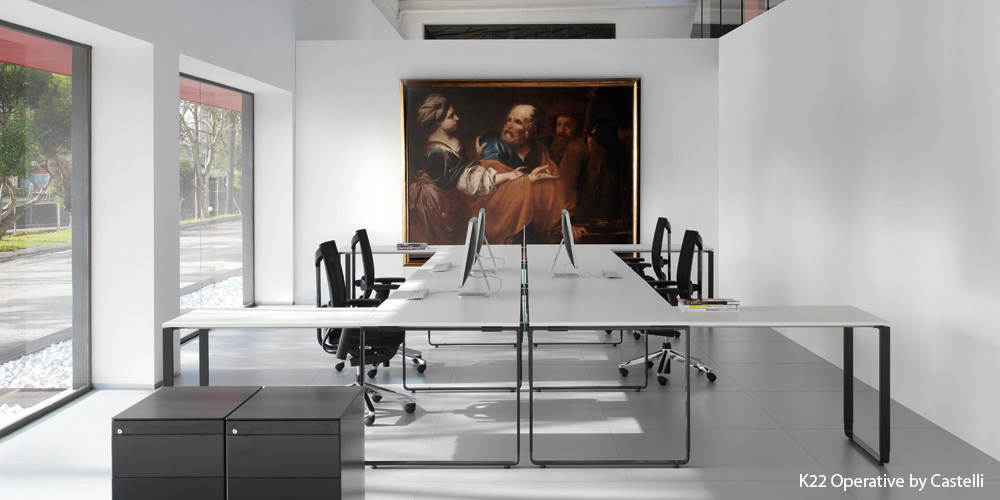 Birouri operative TECHNO OFFICE - Poza 1