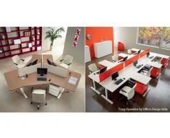 Birouri operative TECHNOsurface - Birouri operative: sunt sistemele de mobiler dedicate zonelor de lucru: birouri si bench-uri operationale in care se pune accent pe productivitate, pe eficienta si eficacitate, pe lucrul in echipa, pe flexibilitate prin adaptabilitatea elementelor de mobilier la modificari rapide. In aceste colectii, modulele sunt gandite sa poata forma configuratii specifice tipului de echipa in care se lucreaza.