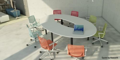 Mese de meeting TECHNO OFFICE - Poza 2