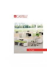Mobilier receptii CASTELLI - TL TUTTI TECHNO OFFICE