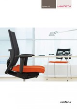 Scaune ergonomice HAWORTH - SYSTEM 39 TECHNO OFFICE