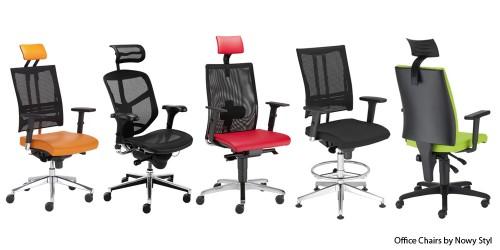 Scaune ergonomice TECHNO OFFICE - Poza 5