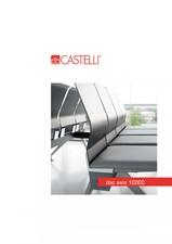 Scaune pentru sali de asteptare CASTELLI - DSC Axis - 10000 TECHNO OFFICE