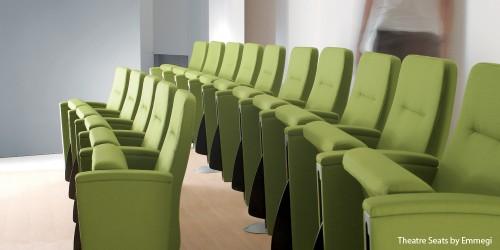 Scaune auditorium TECHNO OFFICE - Poza 4