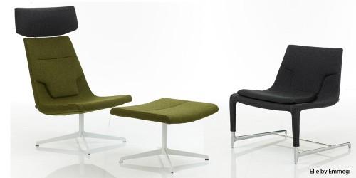 Lounge: Fotolii si canapele  TECHNO OFFICE - Poza 2