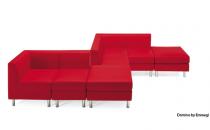 Fotolii si canapele  TECHNOseating - Lounge - Fotolii si canapele:este o subcategorie care cuprinde piesele de mobilier destinate sederii in pozitii confortabile, respectiv fotolii si canapele, sezlonguri si bench-uri pentru zone de asteptare si relaxare, pentru intalniri informale si mai nou pentru zonele de lucru ale generatiilor tinere de angajati care lucreaza pe dispozitive mobile online.