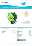 Echipament de joaca pentru copii - AB0003 LAPPSET - ANGRY BIRDS