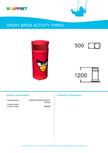 Echipament de joaca pentru copii - AB0055 LAPPSET - ANGRY BIRDS