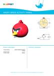 Echipament de joaca pentru copii - AB0201 LAPPSET - ANGRY BIRDS