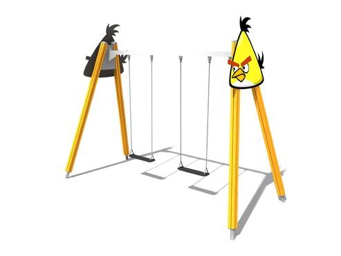 Prezentare produs Echipamente de joaca pentru copii LAPPSET - Poza 139