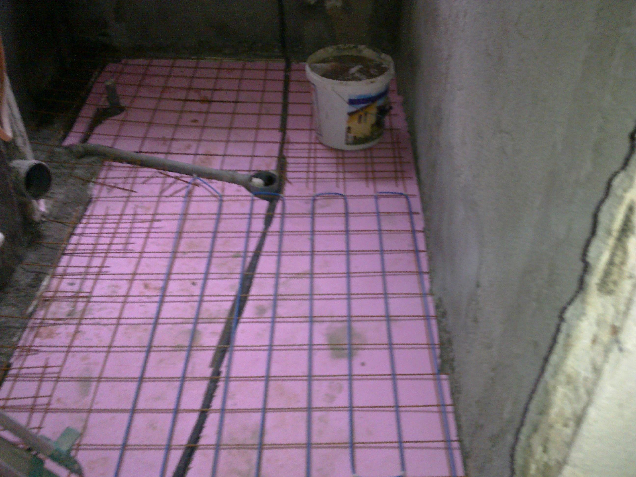 Incalzire in pardoseala - renovare apartament Calimanesti, jud Valcea RAYCHEM - Poza 48