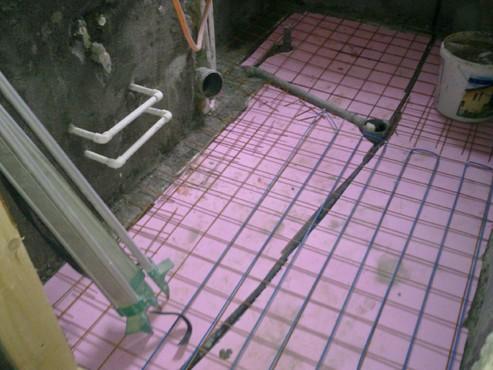 Lucrari, proiecte Incalzire in pardoseala - renovare apartament Calimanesti, jud Valcea RAYCHEM - Poza 49