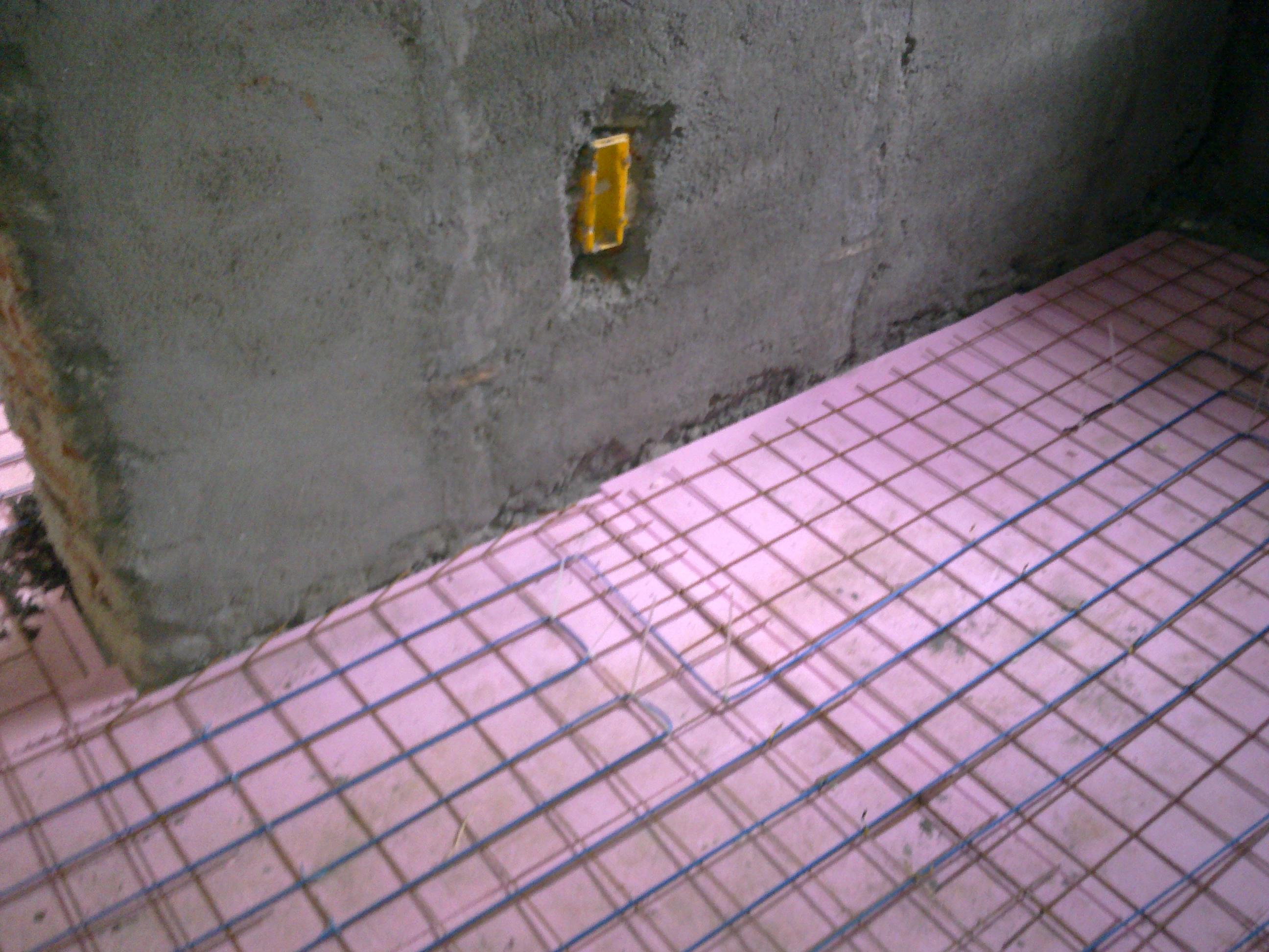 Incalzire in pardoseala - renovare apartament Calimanesti, jud Valcea RAYCHEM - Poza 51