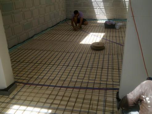 Lucrari, proiecte Incalzire in pardoseala resedinta fam. Horatiu Nicolenco RAYCHEM - Poza 29