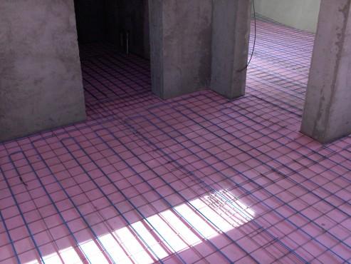 Lucrari, proiecte Incalzire in pardoseala resedinta fam Gheorghe - Craiova, Popoveni RAYCHEM - Poza 128