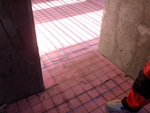 Lucrari, proiecte Incalzire in pardoseala resedinta fam Gheorghe - Craiova, Popoveni RAYCHEM - Poza 24
