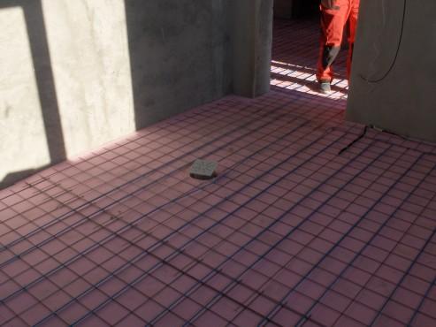 Lucrari, proiecte Incalzire in pardoseala resedinta fam Gheorghe - Craiova, Popoveni RAYCHEM - Poza 151
