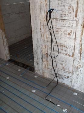 Lucrari, proiecte Incalzire in pardoseala resedinta particulara Stoinisteanu - Giurgiu - Casa lemn RAYCHEM - Poza 7
