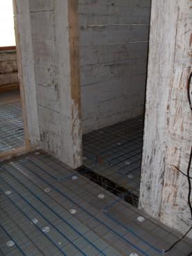 Lucrari, proiecte Incalzire in pardoseala resedinta particulara Stoinisteanu - Giurgiu - Casa lemn RAYCHEM - Poza 8
