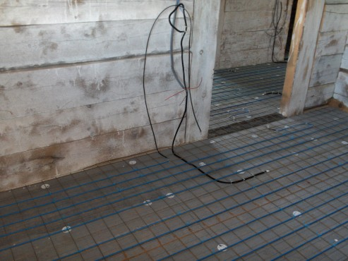 Lucrari, proiecte Incalzire in pardoseala resedinta particulara Stoinisteanu - Giurgiu - Casa lemn RAYCHEM - Poza 165