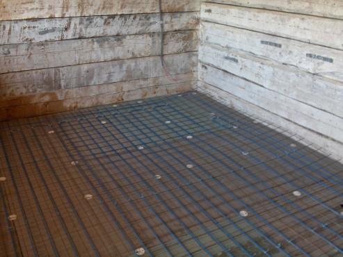 Lucrari, proiecte Incalzire in pardoseala resedinta particulara Stoinisteanu - Giurgiu - Casa lemn RAYCHEM - Poza 170