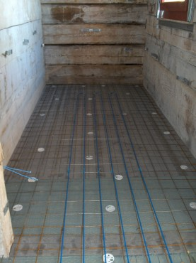 Lucrari, proiecte Incalzire in pardoseala resedinta particulara Stoinisteanu - Giurgiu - Casa lemn RAYCHEM - Poza 173