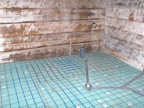 Lucrari, proiecte Incalzire in pardoseala resedinta particulara Stoinisteanu - Giurgiu - Casa lemn RAYCHEM - Poza 176