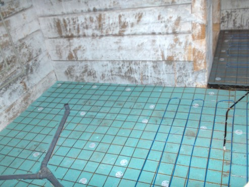 Lucrari, proiecte Incalzire in pardoseala resedinta particulara Stoinisteanu - Giurgiu - Casa lemn RAYCHEM - Poza 177