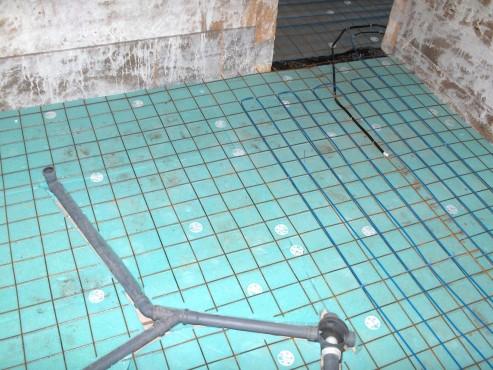 Lucrari, proiecte Incalzire in pardoseala resedinta particulara Stoinisteanu - Giurgiu - Casa lemn RAYCHEM - Poza 178