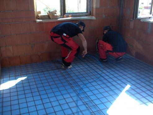 Lucrari, proiecte Incalzire in pardoseala Ghercesti - Jud Dolj  RAYCHEM - Poza 180