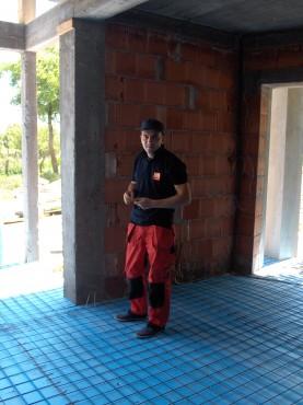 Lucrari, proiecte Incalzire in pardoseala Ghercesti - Jud Dolj  RAYCHEM - Poza 3