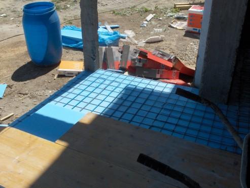 Lucrari, proiecte Incalzire in pardoseala Ghercesti - Jud Dolj  RAYCHEM - Poza 233