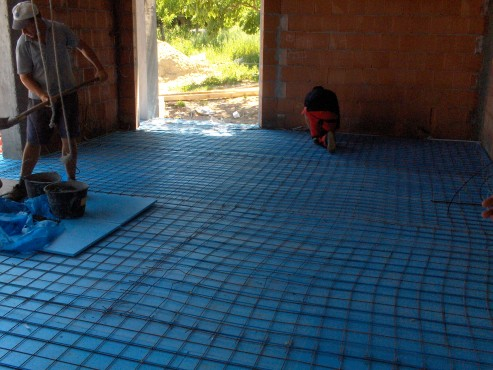 Lucrari, proiecte Incalzire in pardoseala Ghercesti - Jud Dolj  RAYCHEM - Poza 236