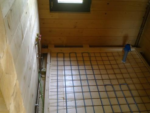 Lucrari, proiecte Incalzire in pardoseala Viperesti - judet Buzau casa lemn RAYCHEM - Poza 25