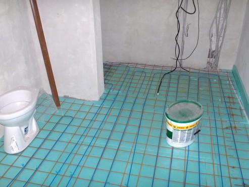 Lucrari, proiecte Incalzire prin pardosala resedinta particulara Mitra Ionut - Gheormanu - jud Dolj RAYCHEM - Poza 286