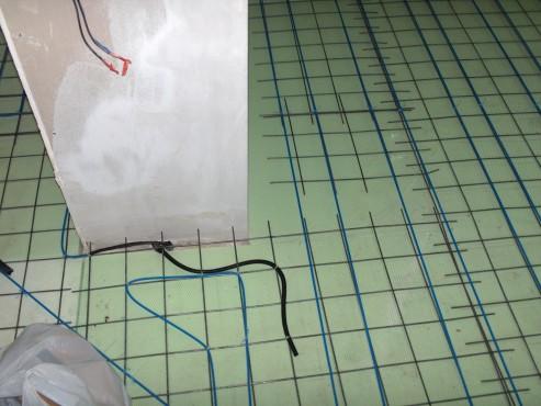 Lucrari, proiecte Incalzire prin pardoseala resedinta Filip - Dobroiesti - Bucuresti  RAYCHEM - Poza 390